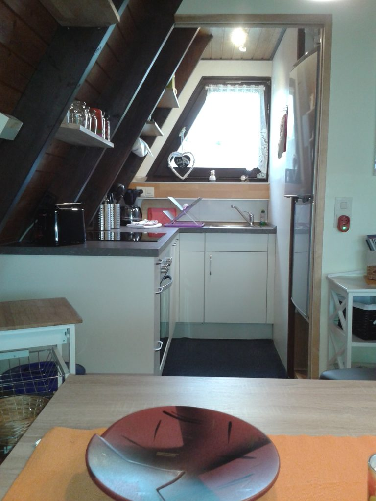 Bild Küche Finnhaus