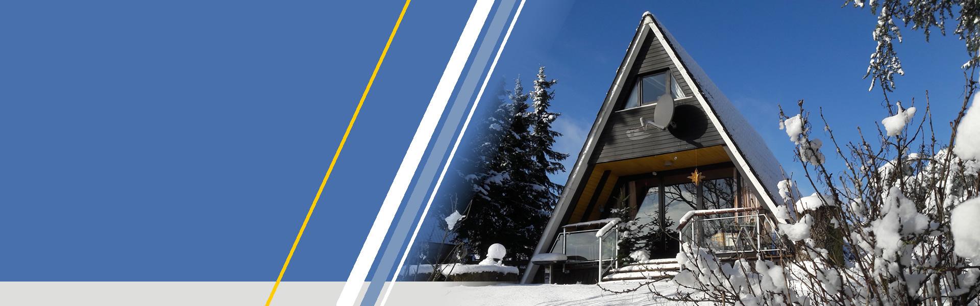Unser neues Eifeler Finnhaus