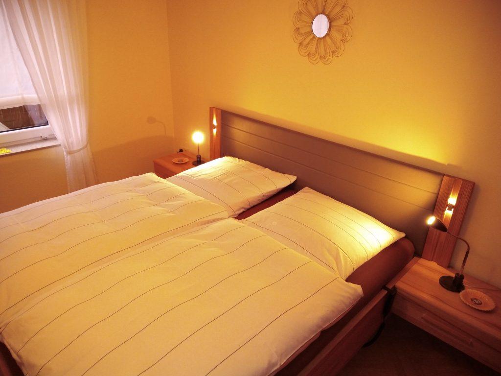 Bild Schlafzimmer Fewo